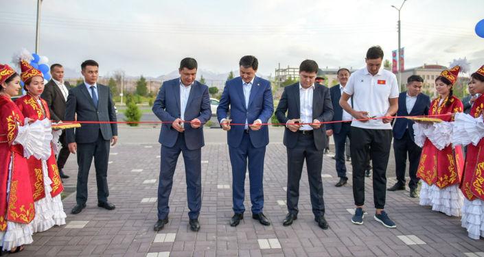В столице с участием председателя Кабинета министров КР Улукбека Марипова, мэра Бишкека Айбека Джунушалиева, председателя Бишкекского городского кенеша Куванычбека Конгантиева состоялось открытие нового парка Ынтымак (вторая очередь). 28 августа 2021 года
