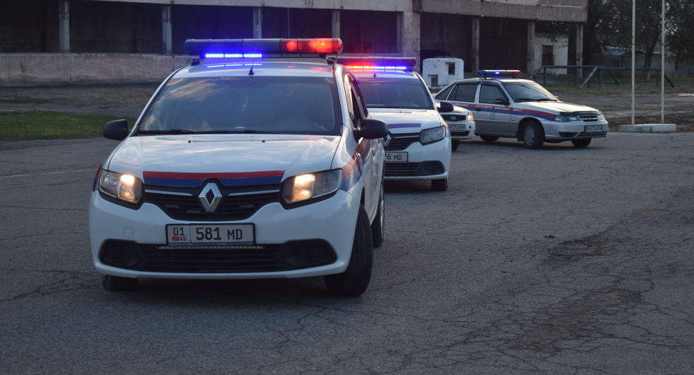Служебные авто патрульной милиции. Архивное фото