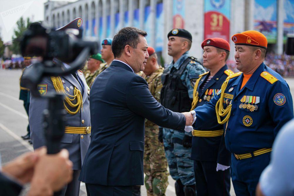 Садыр Жапаров заявил, что власти намерены сделать Кыргызстан стабильной, многонациональной страной, где каждый гражданин чувствует себя счастливым и защищенным