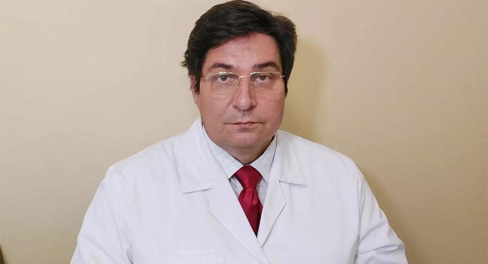 Российский аллерголог-иммунолог Владимир Болибок. Архивное фото