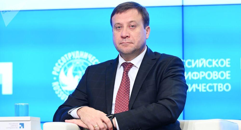 Заместитель руководителя агентства Россотрудничество Павел Шевцов. Архивное фото