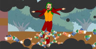 Как откладывать минимум 10 процентов от заработной платы на финансовую подушку — тема сегодняшнего выпуска анимационного проекта о финансовой грамотности от Sputnik Кыргызстан.