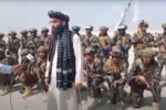 В Сети опубликовано видео, снятое в аэропорту Кабула. На территорию воздушной гавани входят талибы* после того, как США полностью вывели свои войска.