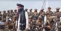 Интернет айдыңында Афганистандын Кабул шаарындагы аэропорттон тартылган тарыхый видео тарады. Видеону RT таратып, маалымат берди.