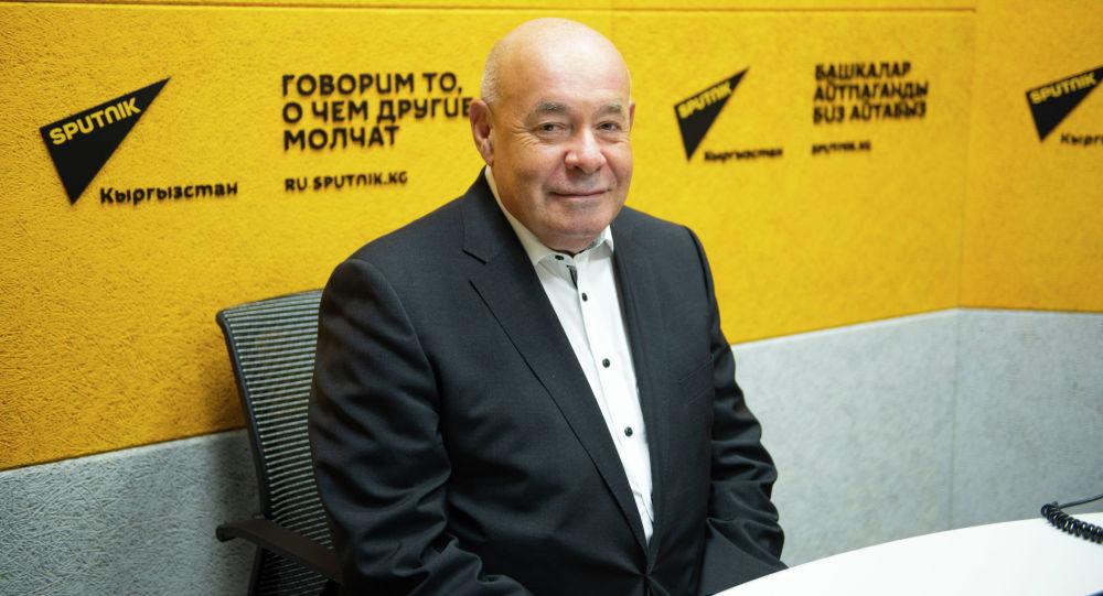 Сопредседатель правления МФГС государств-участников СНГ Михаил Швыдкой