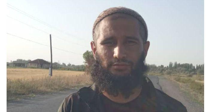 Пропавший 33-летний Негматулла Фохаков в Чуйской области. 02 сентября 2021 года