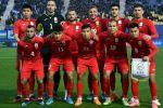 Кыргызстандын футбол боюнча улуттук командасы. Архив