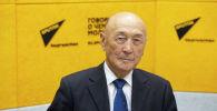 Политический и государственный деятель, председатель Верховного Совета Киргизской ССР и спикер Жогорку Кенеша Медеткан Шеримкулов