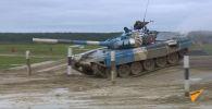 Кыргызстандык аскерлер кечээ танк биатлонунун экинчи дивизионунда марага чыгып, жеңип алды. Бул сапар финалдагы өзгөчө учурларды тартуулайбыз.