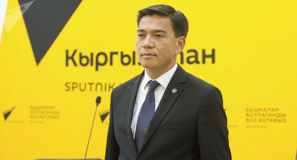 Президенттин Ысык-Көл облусундагы өкүлү Мирбек Кожоев