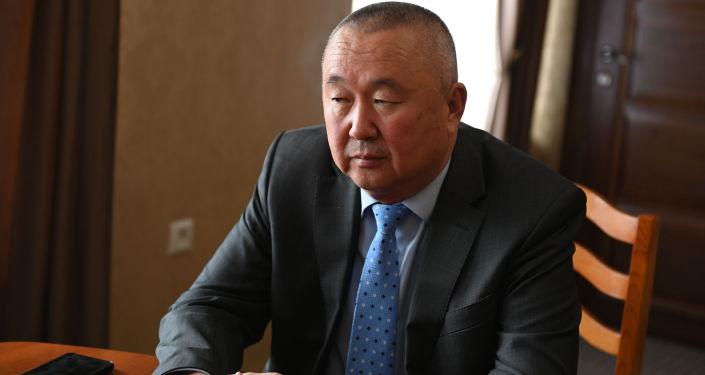 Сайдулла Нышанов избран лидером парламентской фракции Ата Мекен