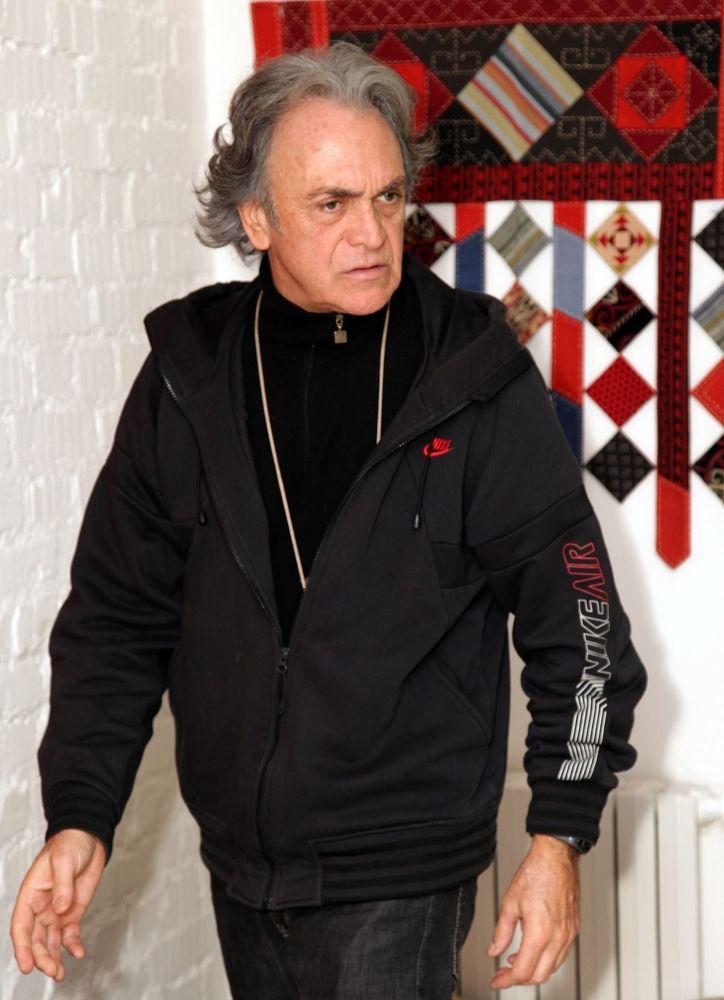 Италиялык таланттуу ырчы Риккардо Фольи да биздин өлкөгө келип кеткен