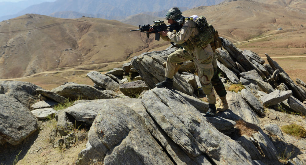 Панджшер провинциясында Талибанга каршы туруучу жоокер