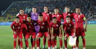 Кыргызстан футбол курама командасы
