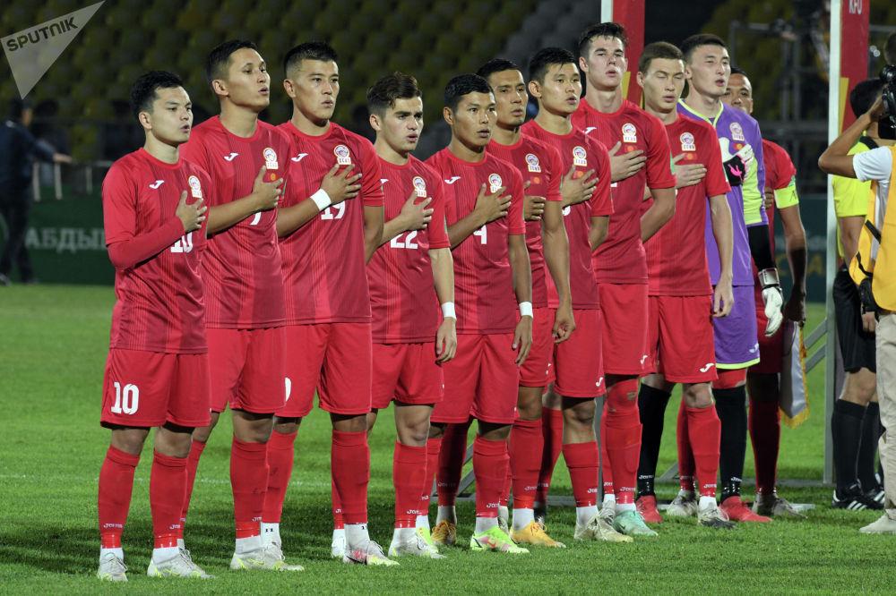 Сборная Кыргызстана по футболу провела матч против команды Бангладеш. Победа или ничья делала Ак шумкар победителем товарищеского Кубка трех наций.