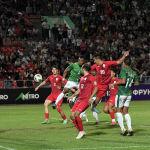 Сборная Кыргызстана заняла первое место на турнире, палестинцы — второе. Команда Бангладеш стала третьей, не забив ни разу и пропустив шесть голов, в том числе четыре от кыргызстанцев.