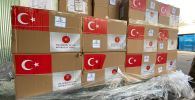Поступление 150 тысяч доз китайской вакцины Sinovac из Турции