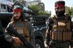 Талибан* кыймылын согушкерлери