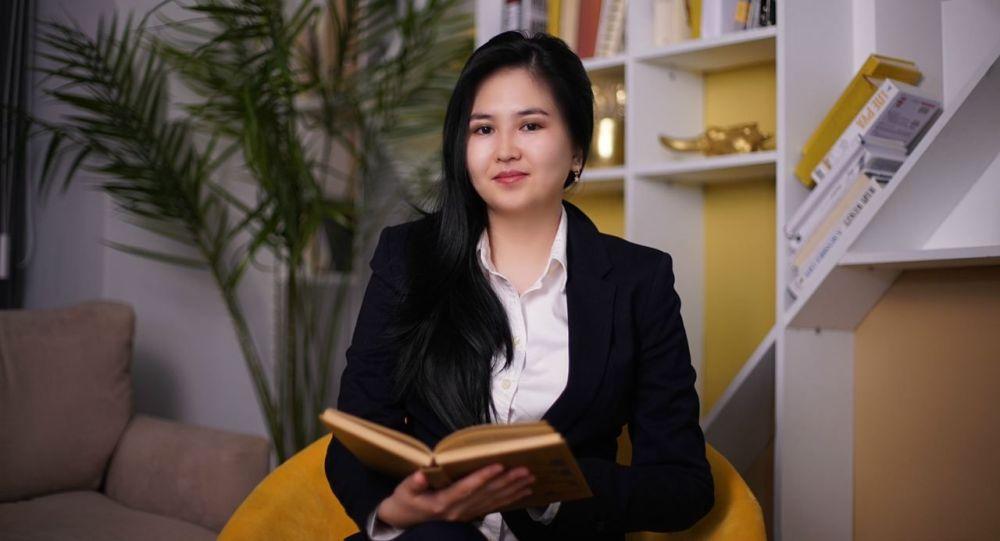 Экс-кандидат в депутаты Жогорку Кенеша, активистка Орозайым Нарматова. Архивное фото