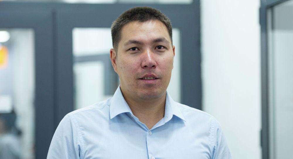 Начальник отдела развития агропродовольственной цепочки Министерства сельского, водного хозяйства и регионального развития Марат Асыпбеков