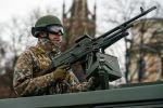 Латвия аскерия. Архивдик сүрөт
