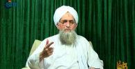 Лидер террористической группировки Аль-КаидаАйман аз-Завахири. Архивное фото