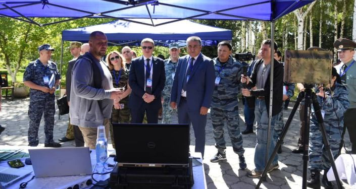 В Иссык-Кульской области начаты кыргызско-российские учения по использованию беспилотных летательных аппаратов в борьбе с незаконным оборотом наркотиков