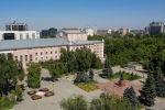 Бишкек шаарындагы опера балет театры. Архивдик сүрөт