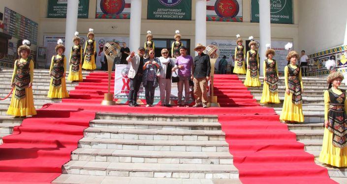 В Бишкеке стартовал X международный кинофестиваль Кыргызстан — страна короткометражных фильмов