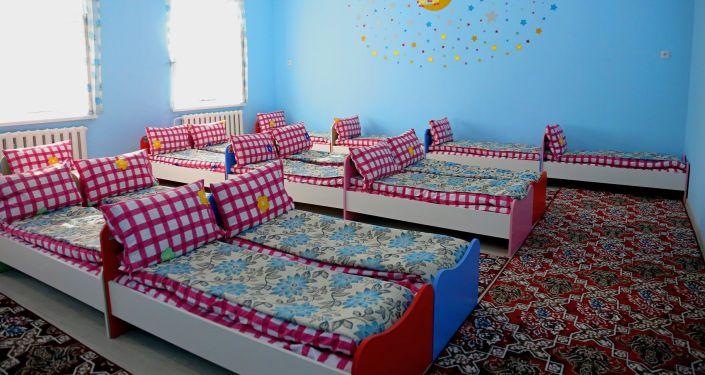 Новый детский сад Аймончок на 120 мест в Туранском муниципальном районе Оша
