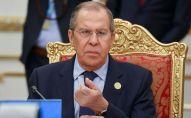 Россия ТИМ жетекчиси Сергей Лавров