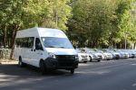 Министерство внутренних дел России передало кыргызским коллегам 17 новых автотранспортных средств