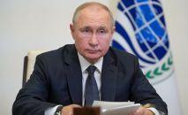 Россия лидери Владимир Путин
