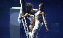 Певица Нормани на церемонии вручения премии MTV Video Music Awards