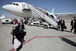 Кабул аэропортунда жеке авиакомпаниянын жүргүнчүлөрү