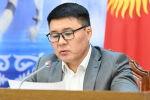 Жогорку Кеңештин депутаты Тазабек Икрамов
