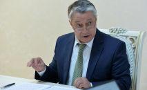 Министр образования и науки Кыргызстана Болотбек Купешев. Архивное фото