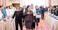 Бишкектеги ишкер аялдардын бизнес форуму