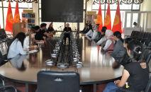 Студенческая конференция Молодежный вектор развития кыргызско-российских отношений