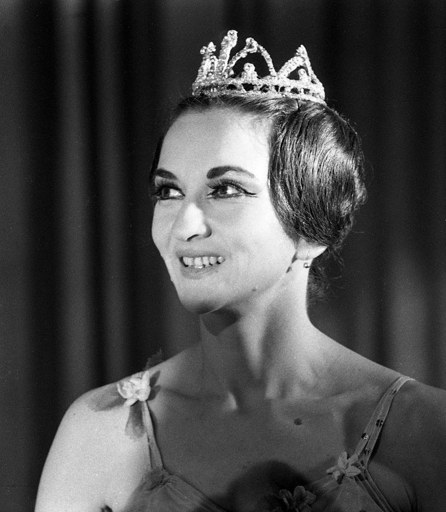 Кыргыз балетинин чолпон жылдызы 34 жашында СССРдин эл артисти жогорку наамын алган