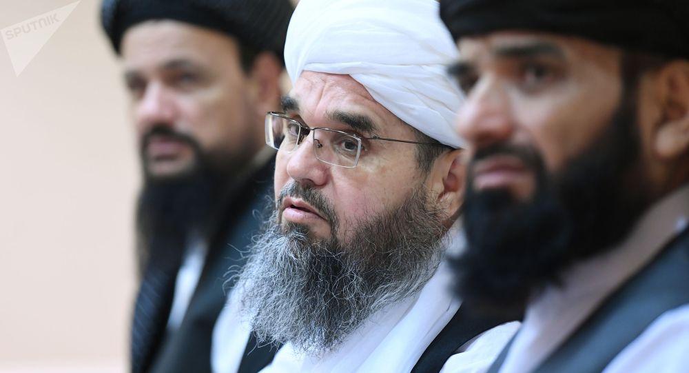 Талибан кыймылдын өкүлдөрү
