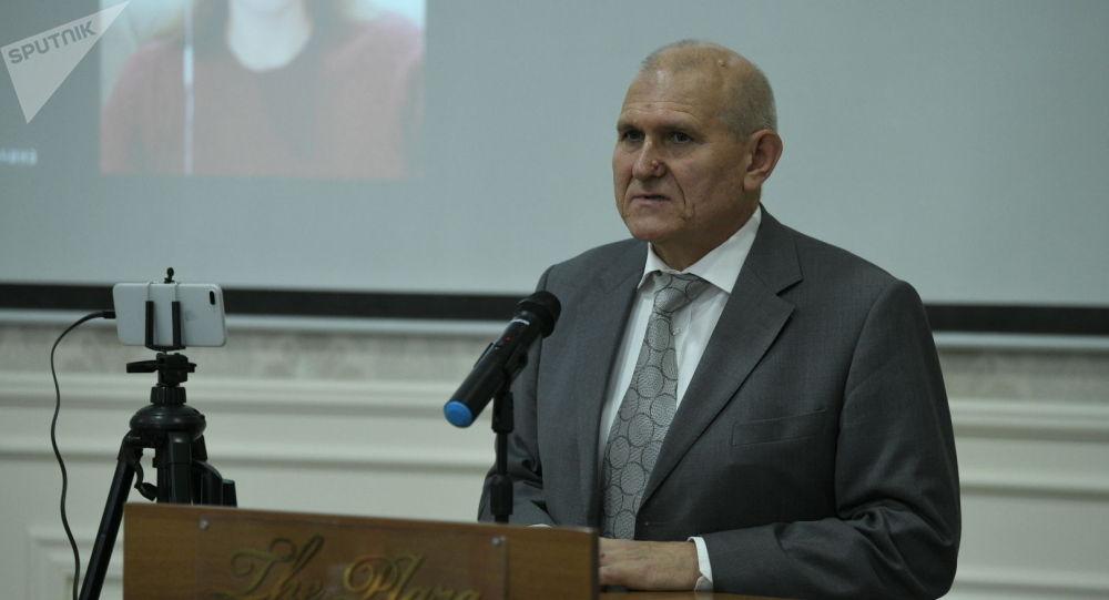 Россиянын Кыргызстандагы элчиси Николай Удовиченко