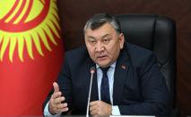 Коопсуздук кеңешинин катчысы Марат Иманкулов