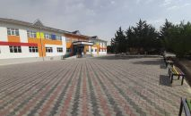 Ош облусунун Кара-Суу районуна караштуу Каратай айылында 275 окуучуга ылайыкталган жаңы мектеп курулду
