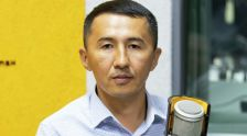 Начальник отдела превентивных посещений Национального центра по предупреждению пыток КР Бакыт Касымкулов