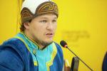 Алтайлык артист, Бай-Терек ансамблинин мүчөсү Данил Данжеев
