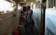 Солдаты Талибана стоят в тюрьме Пули-Чарки. Архивное фото
