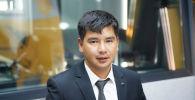 Санариптик өнүктүрүү министрлигинин алдындагы Унаа мамлекеттик ишканасынын директорунун орун басары Бакытбек Шералиев