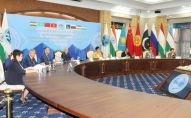 Состоялось онлайн-совещание председателей верховных судов государств-членов Шанхайской организации сотрудничества (ШОС) под председательством Кыргызстана