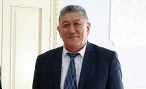 Кыргызстандын мамлекеттик катчысы Чолпонбек Абыкеев. Архивдик сүрөт